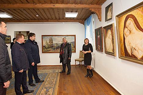 Музей Наполеона Орды открывается в Ивановском районе
