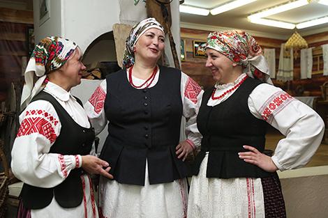 Валентина Сильванович, Елена Свидерская, Марина Савицкая