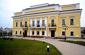 Памятник архитектуры XIX века - усадьба Ваньковичей