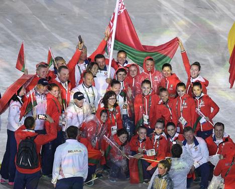 Белорусская сборная заняла 40-е место в медальном зачете Олимпиады-2016