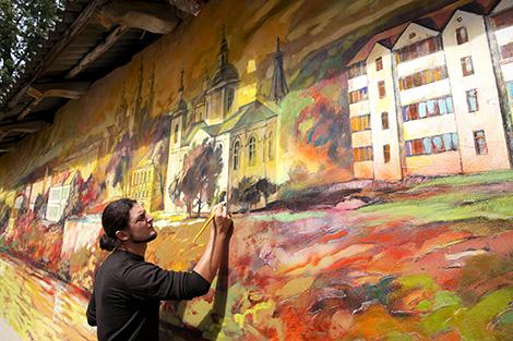 """Выставка молодых художников Беларуси, России и Украины """"Три Софии"""" пройдет в Полоцке в сентябре"""