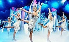 """Ледовое шоу """"Новогодняя сказка на льду"""""""