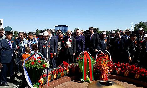 Photo courtesy of Belarus' embassy in Kyrgyzstan