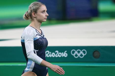Анна Горченок