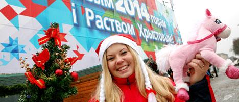 Рождество и Новый Год в Беларуси