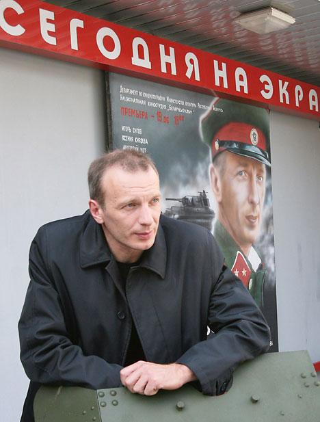 Актер Игорь Сигов