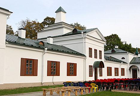 Усадьба князей Огинских в Залесье открылась после реставрации