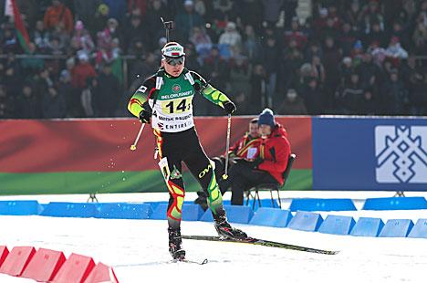 Белорус Роман Шинкевич