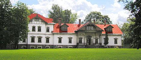 Лошицкий усадебно-парковый комплекс
