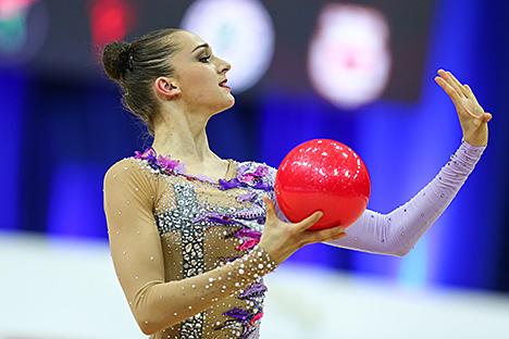 Художественная гимнастика финляндия 3 тысячи евро