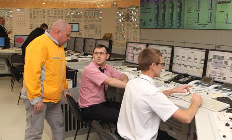 Belarusian specialists to undergo training at Novovoronezh NPP