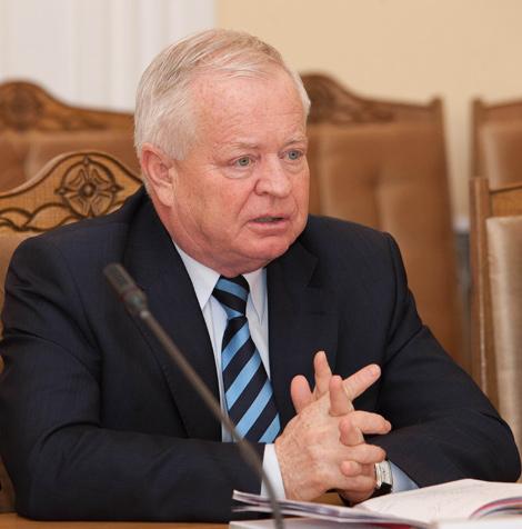 Ambassador Extraordinary and Plenipotentiary of Slovakia to Belarus Jozef Migas