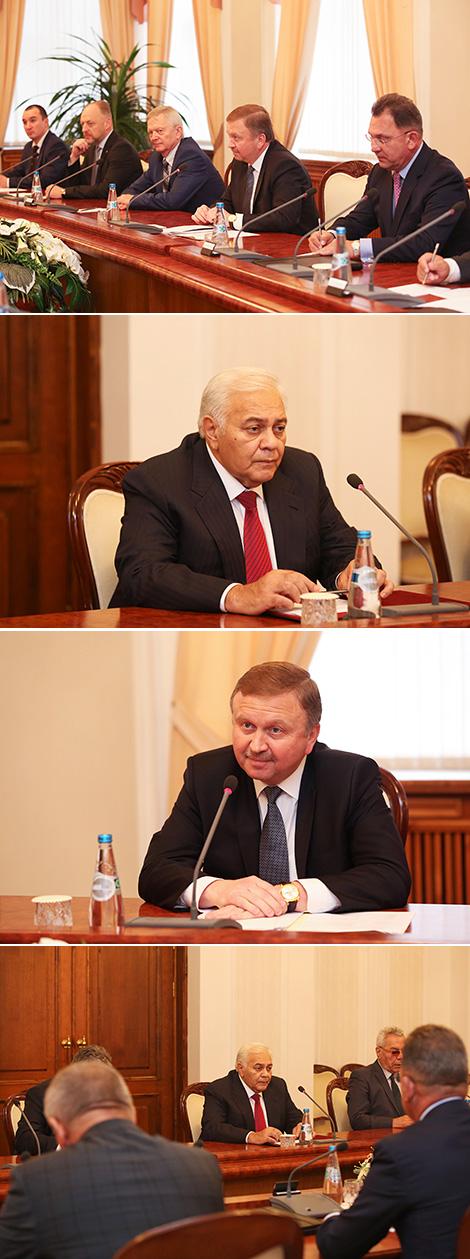 Belarus, Azerbaijan overcome negative trends in trade