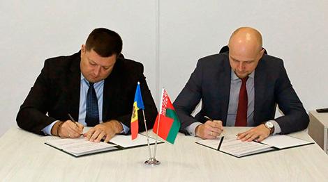 Belarus, Moldova sign memorandum of cooperation in medicine