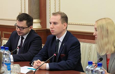 Polish MP Adam Andruszkiewicz