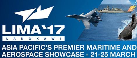 International maritime and aerospace exhibition LIMA 2017