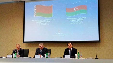 Over 60 companies with Azerbaijani capital in Belarus