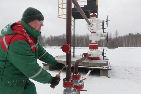 New oil deposit discovered in Belarus