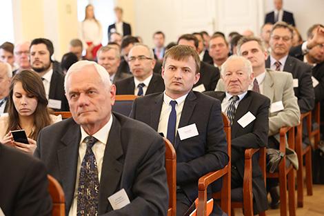 Belarusian-Slovakian business forum in Bratislava