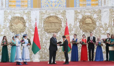 Лукашэнка: Беларусам удалося стварыць сваю свабодную і незалежную краіну