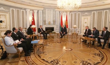 Эрдаган: У Беларусі і Турцыі шмат сфер для перспектыў сумеснага супрацоўніцтва