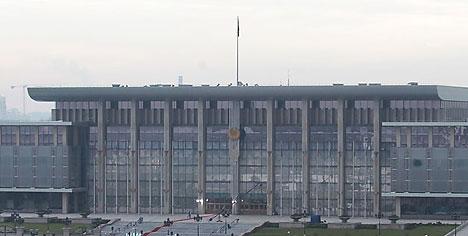 Інаўгурацыя Аляксандра Лукашэнкі пройдзе сёння ў Палацы Незалежнасці
