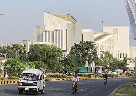 Ісламабад – сталіца Пакістана