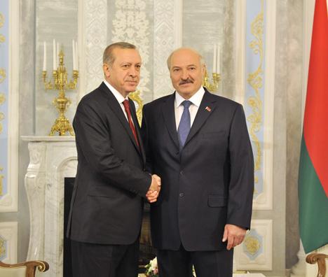 Лукашэнка: Беларусь і Турцыя здольны ўзняцца на новую ступень у развіцці адносін