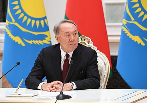 Лукашэнка заяўляе аб пачатку новага этапу супрацоўніцтва з Казахстанам з упорам на інавацыі і высокія тэхналогіі
