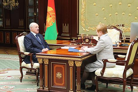 Лукашэнка падтрымаў назначэнне выбараў у мясцовыя Саветы дэпутатаў на 18 лютага 2018 года