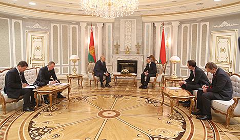 Лукашэнка: Цяперашняя сітуацыя характарызуецца наладжваннем добрых адносін паміж Беларуссю і ЕС