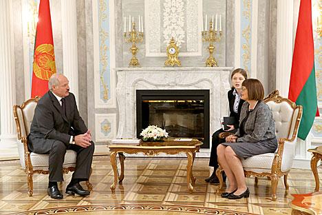 Лукашэнка: Традыцыйна дружалюбныя беларуска-сербскія адносіны будуць у далейшым умацоўвацца