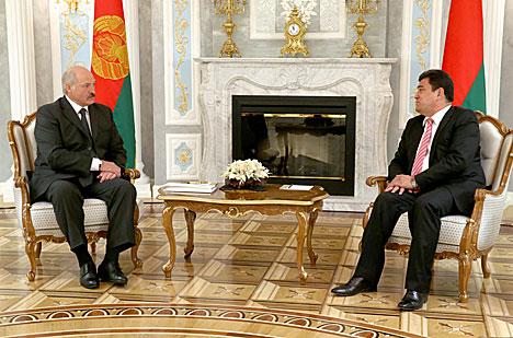 У Беларусі настроены на развіццё гандлёва-эканамічнага супрацоўніцтва з Афганістанам