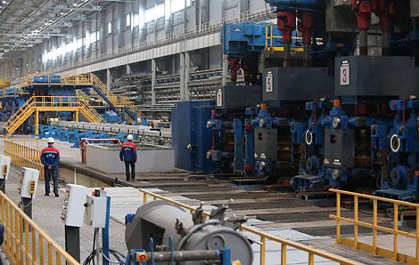 Беларускі металургічны завод