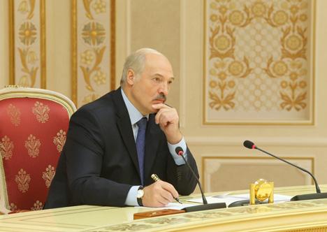 Лукашэнка: Беларусь гатова супрацоўнічаць з Курганскай вобласцю па ўсіх напрамках