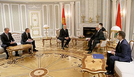Лукашэнка: Беларусь і Польшча могуць адыграць значную ролю ў Еўропе і паўплываць на многія працэсы