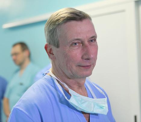 Акадэмік Юрый Астроўскi