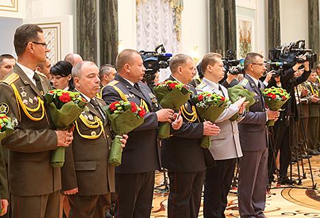 Лукашэнка: Беларускі народ цэніць мір і спакой у краіне