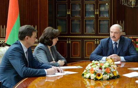 Лукашэнка расказаў аб маючай адбыцца рэформе ў Адміністрацыі Прэзідэнта