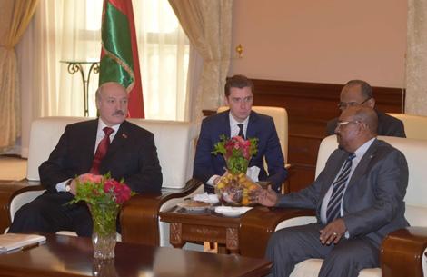 Беларусь і Судан заключылі дагавор аб дружалюбных адносінах і супрацоўніцтве