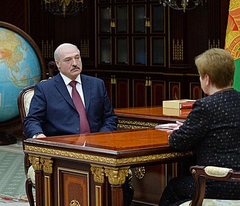 Лукашэнка даручыў стварыць экспертную групу па вывучэнні рэкамендацый АБСЕ