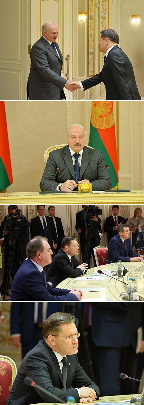 Лукашэнка: У Беларусі ўдзяляецца вельмі сур'ёзная ўвага будаўніцтву АЭС