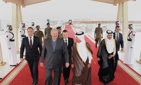 Беларусь і Катар маюць намер надаць новае напаўненне двухбаковаму гандлёва-эканамічнаму супрацоўніцтву
