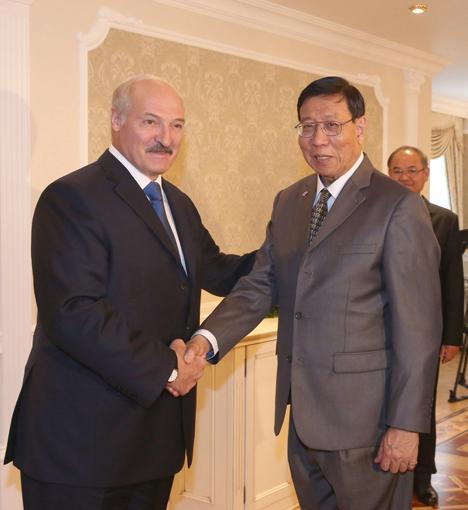 Беларусь гатова ствараць у Тайландзе сумесныя прамысловыя прадпрыемствы