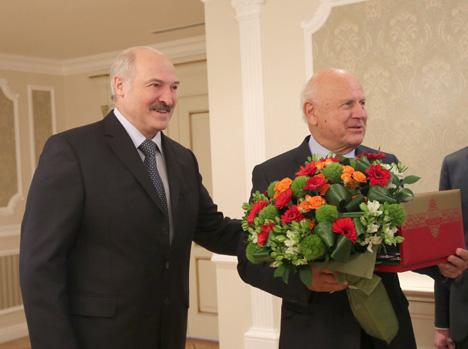 Лукашэнка заяўляе аб гатоўнасці Беларусі прыняць Еўрапейскія гульні ў 2019 годзе