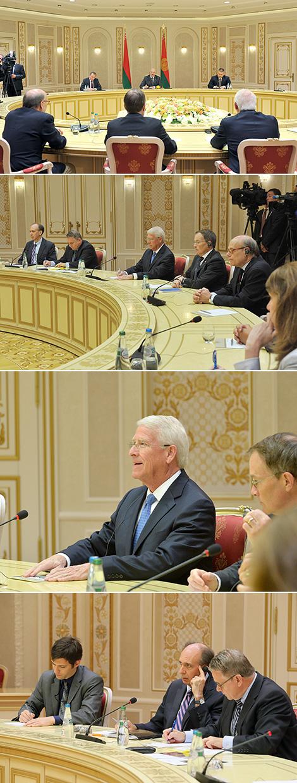 Лукашэнка: Зацікаўленасць Беларусі ў развіцці адносін са ЗША застаецца нязменнай