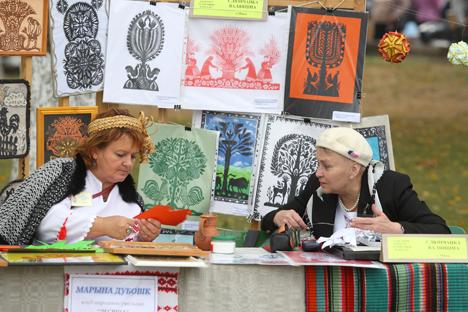 Гарады-пабрацімы Рагачова падключацца да святкавання Дня беларускага пісьменства