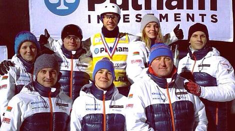 Антон Кушнір трэці раз у сезоне перамог на этапе КС па фрыстайле