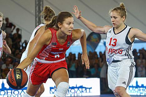 Паядынак за залатыя медалі Венгрыя-Беларусь