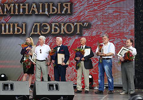 Лаўрэатамі другой Нацыянальнай літаратурнай прэміі сталі сем чалавек